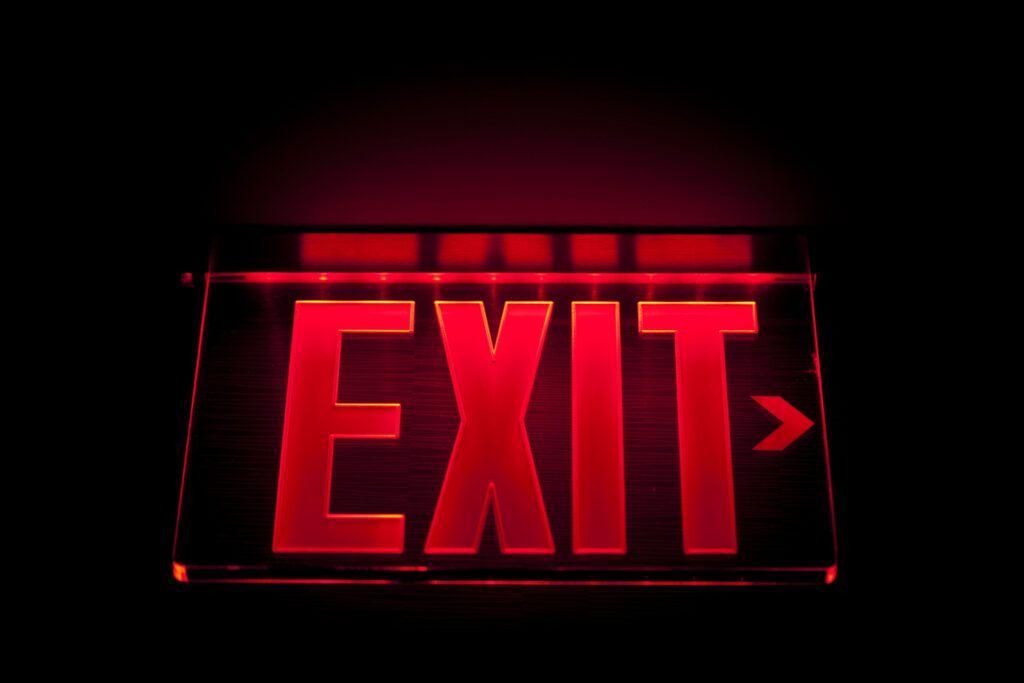 Corporate Exit