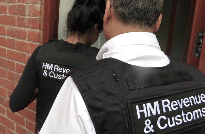 HMRC Raid