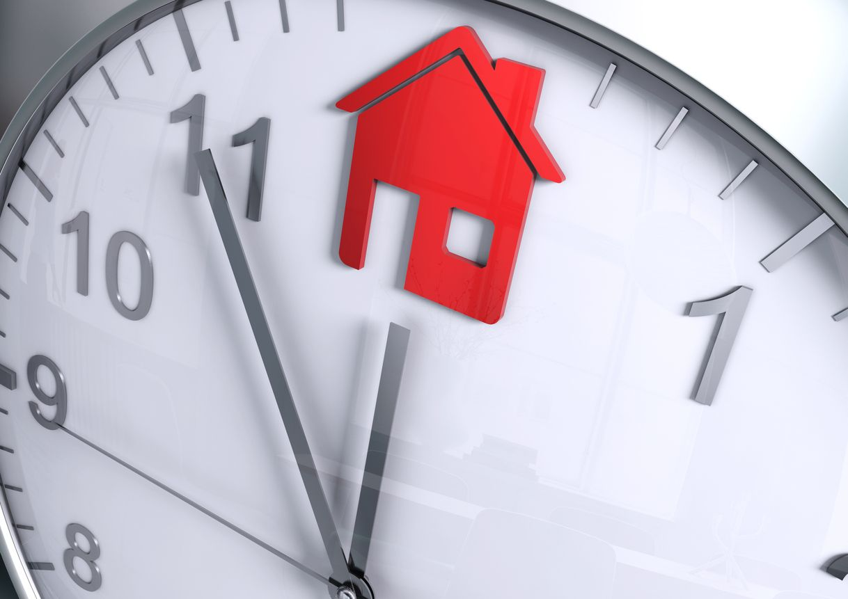 Selling a property? Time is against you!