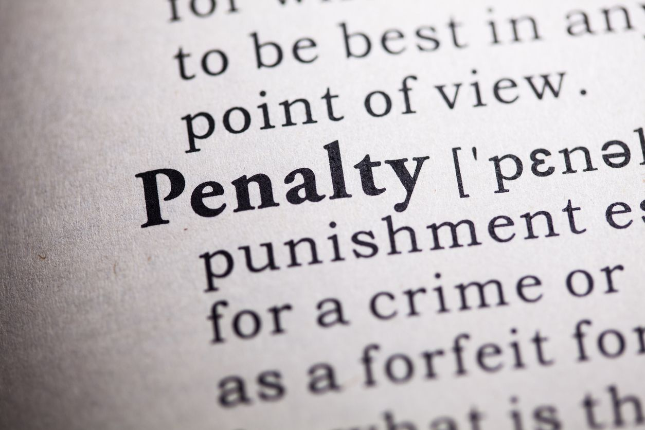 HMRC – Don't pay the penalty!